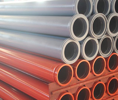 Stationary Concrete Pump Pipe